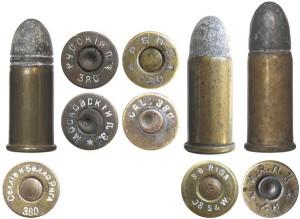 Патроны .380 Short Revolver и .38 Smith & Wesson российского производства