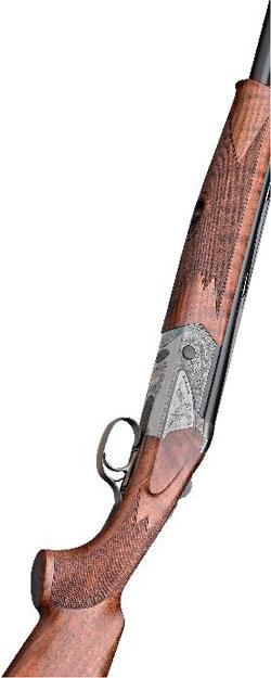 Врезка металла вдерево у ружей Fabarm выполнена, как и ожидалось, идеально