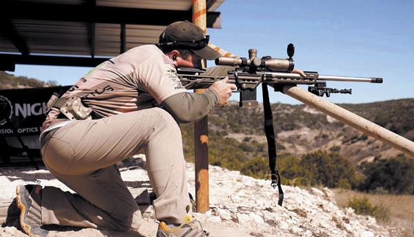 Стрелковый спорт— хобби затратное. Стреляете ли вы PRS (вверху) или F-Class (внизу), рано или поздно у вас возникнет необходимость сменить ствол