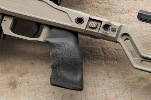 очень комфортная рукоятка Ergo Deluxe Grip идеально подходит для высокоточной стрельбы