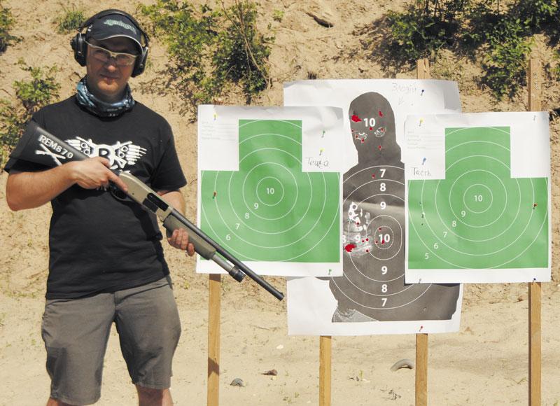 Тренируем оборонный сценарий