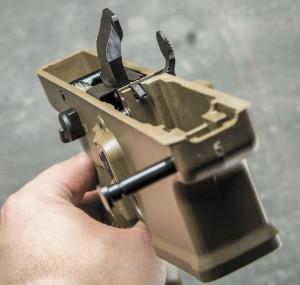 Нижний ресивер FN SCAR