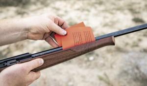 Ствол ISSC SPA Standard Wood свободно вывешен