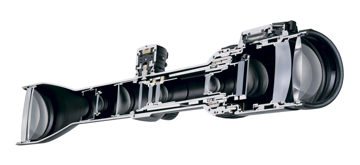 Swarovski Optik изготавливает механические детали с допуском не более 8 мкм